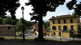 Virtual walk in Lucca, Italy