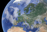 Ihre Reiseplanung/Wanderung pro Tag (mit Google Koordinaten) und Audio Guide für Sehenswürdigkeiten für EU - auf Ihre Reise komme ich NICHT mit
