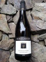 2016er Spätburgunder halbtrocken Weingut Burggarten