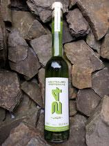 Weintrauben-Pfefferminz-Likör