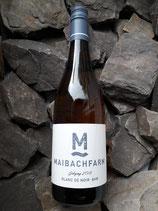 2018er Spätburgunder Blanc de Noir trocken Bio-Weingut Maibachfarm