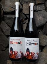 Roter und weißer Winzer-Glühwein von der Ahr - 13 Flaschen und nur 12 bezahlen