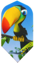 1 Sets (=3 Stück) Amazon Cartoon Flight