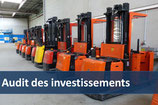 "1 kit de formation "" Audit des investissements """