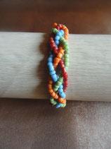 Bracelet Perles Rocaille