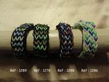Bracelet Loom Triple Tresse
