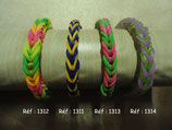 Bracelet Loom Fishtail