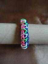Bracelet Loom Losange