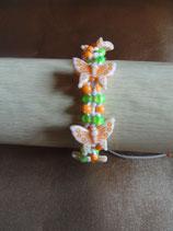 Bracelet Shamballa Papillon