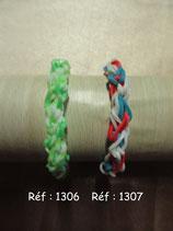Bracelet Loom en Spirale