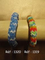 Bracelet Loom Hexafish