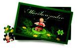 "Märchenpuzzle ""Sterntalermädchen"""