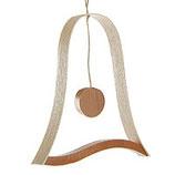 Holzdekor - Glocke