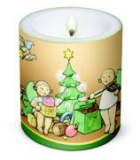 "Kerze ""Weihnachtszauber"""