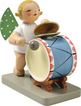 Engel mit Schlagzeug