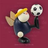 Engel Hans, mit Fußball balancierend (Hobler)