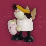 Engel Lotte, mit Baby Mädchen (Hobler)