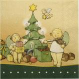 """Servietten """"Weihnachtszauber"""""""