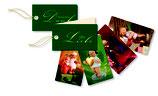 Geschenkanhänger (6 Motive)
