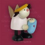 Engel Lotte, mit Baby Junge (Hobler)