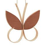 Holzdekor - Schmetterling