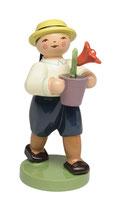 Junge mit Blume (Geburtstagskind)