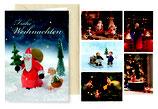 """Grußkartenserie """"Weihnachtsgrüße"""""""