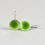 Maili's Ohrhänger (mittelgroß, grün)