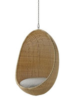 Hanging Egg Chair, natur
