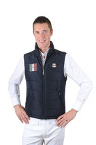 Unisex quilted Vest BILLY