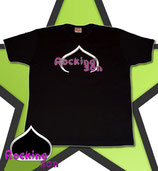 ROCKING SON T-Shirt black