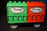 Duplo Cargo Waggon