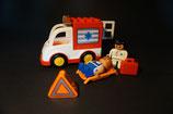 Duplo Krankenwagen als Set  (neues Modell)