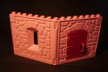 Duplo Schlosswand 2-tlg. rosa, Tor pink