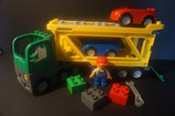 Duplo Autotransporter als Set