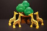 Duplo 4 Giraffen als Set