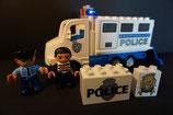 Duplo Polizeiauto