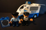 Duplo Polizeiauto als Set