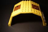 Duplo  2 Dachteile Bauernhof als Set gelb mit Klappe braun