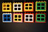 *Sale* Duplo 2x4er Wand mit Fenster (mit Gebrauchsspuren)