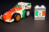 Duplo Cars - Rennwagen Francesco