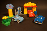 Duplo Cars Flo´s Cafe als Set