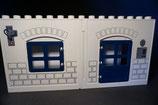 Duplo Hauswand 2-tlg. Polizei/Gefängnis