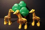 Duplo 3 Giraffen als Set