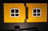 Duplo Hauswände Fenster div. Farben  als Set