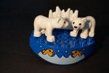 Duplo 2 Eisbären auf Eisscholle