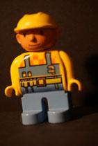 Duplo Bob der Baumeister (altes Modell)