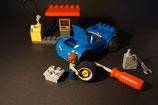 Duplo Tankstellen Set mit Reifenwechsel