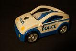 *Sale* Duplo Polizeiauto (mit Gebrauchsspuren)