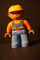 Duplo Bob der Baumeister (neues Modell)